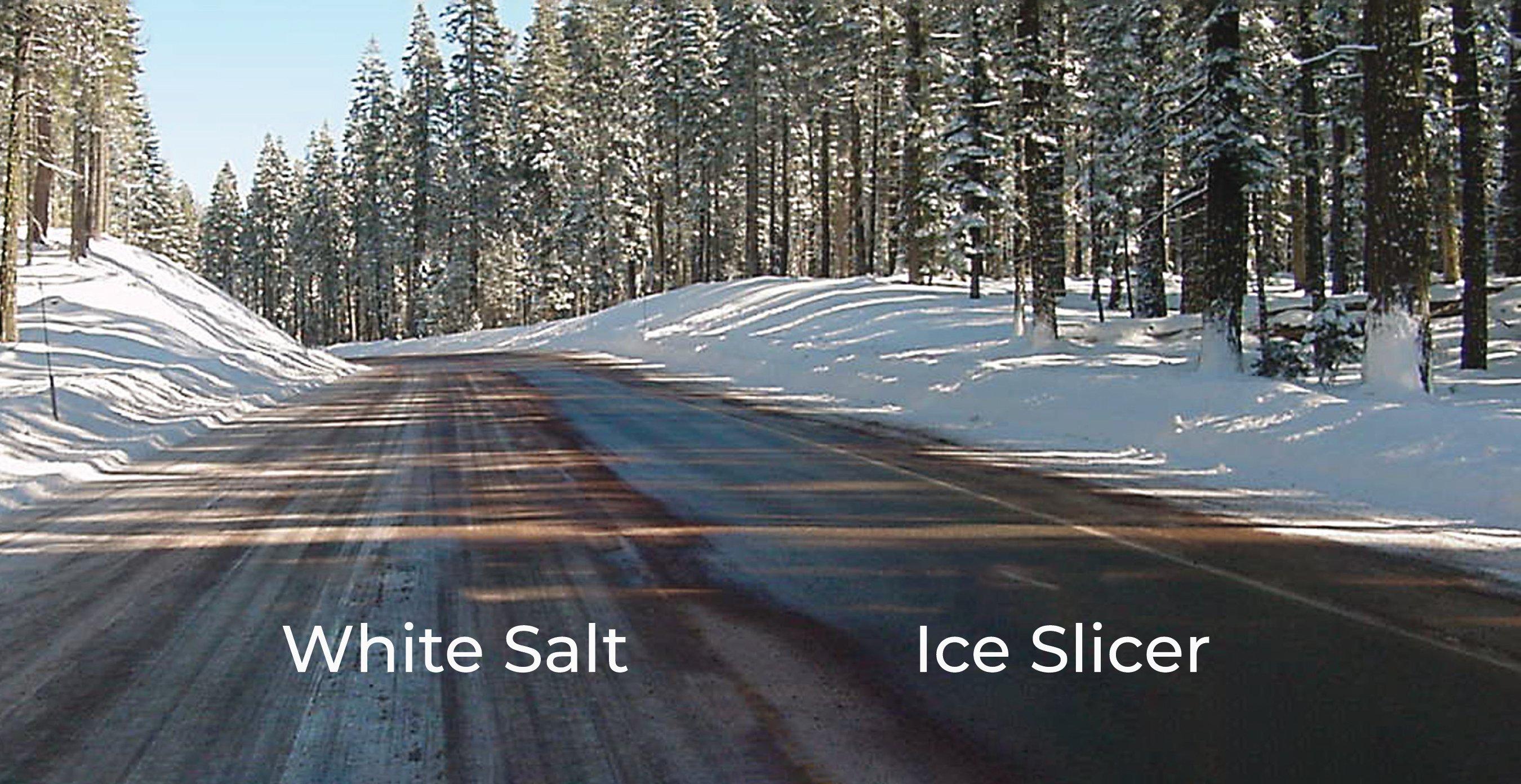 IceSlicer WhiteSalt compare